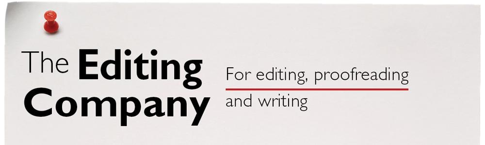 The editing company